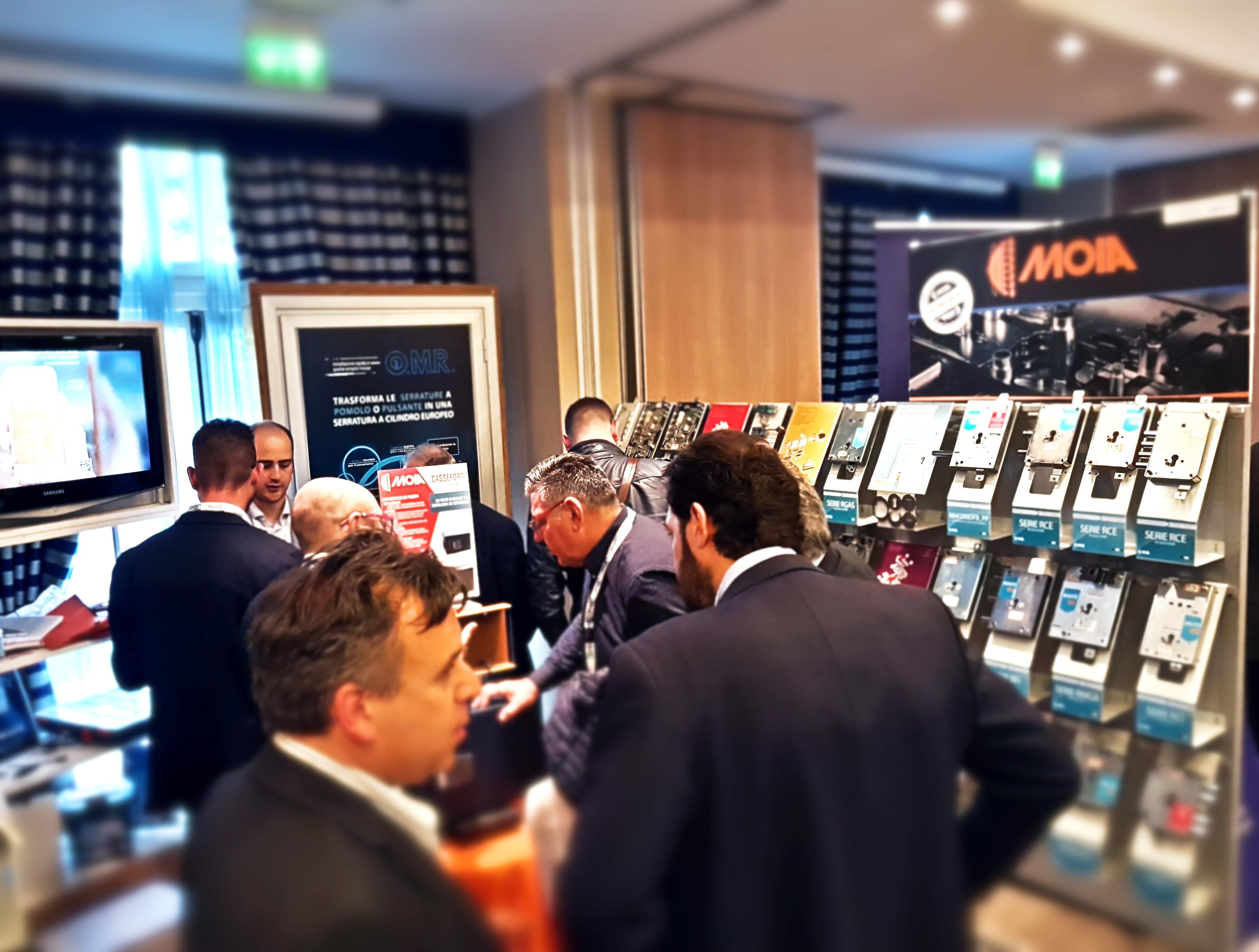 Foto scattata durante una giornata del convegno ERSI