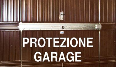 Serratura per basculante MOIA per protezione garage