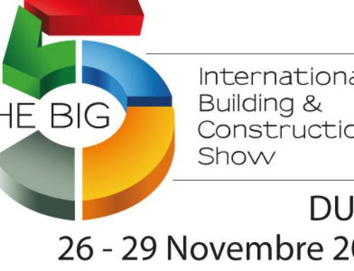 THE BIG 5 – Formando il futuro della costruzione